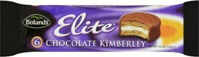 Bolands Elite Chocolate Kimberely 132g (4.7oz)