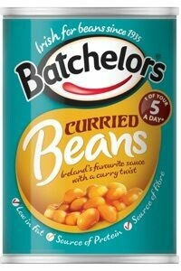 Batchelors Curried Beans 400g (14.1oz)