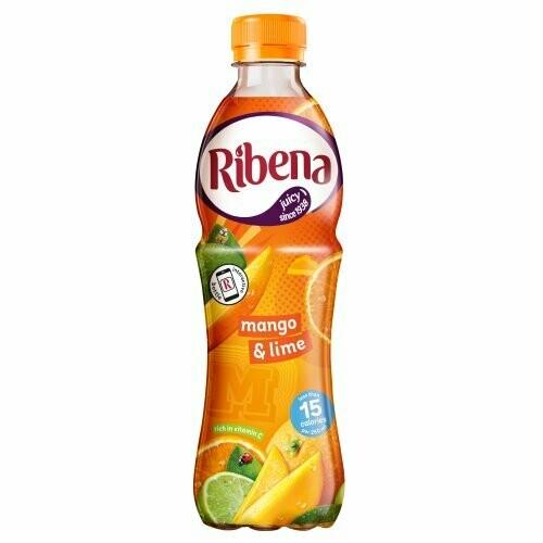 Ribena: Mango & Lime (Ready to Drink) 500ml (16.9fl.oz.)