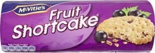 McVities Fruit Shortcake 200g (7oz)