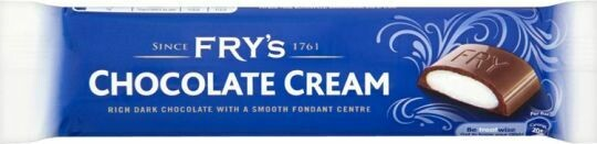 Fry's Chocolate Cream 49g (1.7oz)