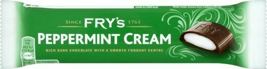 Fry's Peppermint Cream 49g (1.7oz)