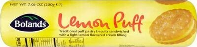 Bolands Lemon Puffs 200g (7oz)