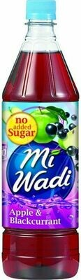 Miwadi Apple & Blackcurrant 1L (33.8fl oz)