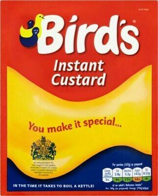 Birds Instant Custard Sachet 75g (2.6oz)