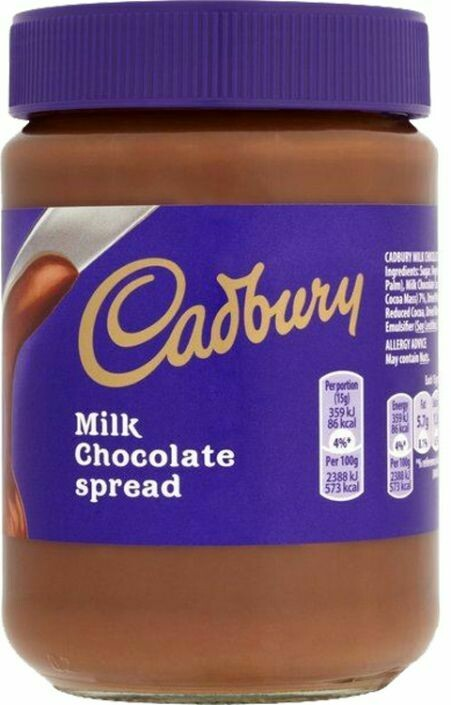 Cadbury Chocolate Spread 400g (14.1oz)