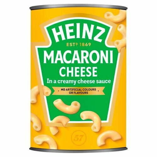 Heinz Macaroni Cheese 400g (14.1oz)