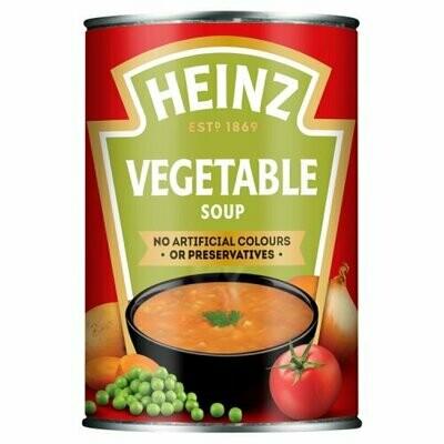 Heinz Vegetable 400g (14.1oz)