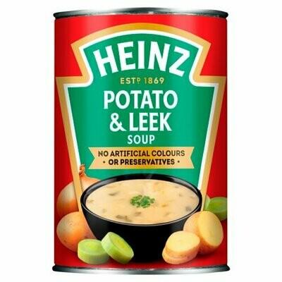 Heinz Potato and Leek 415g (14.6oz)