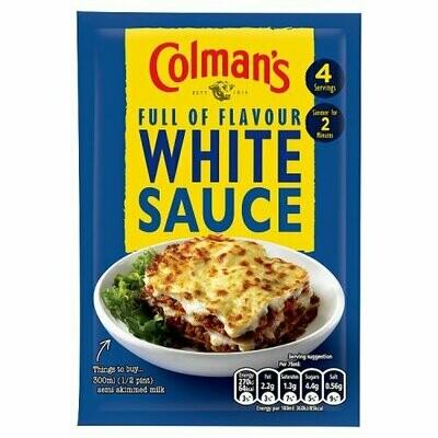 Colmans' White Sauce Mix 25g (.88oz)