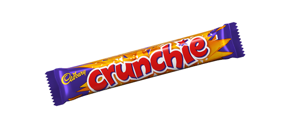 25 Bars of Crunchie