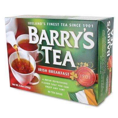 Barry's Irish Breakfast Tea (80 Bags)