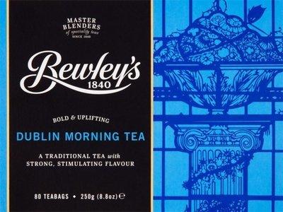 Bewley's Dublin Morning Blend Tea (80 Bags)
