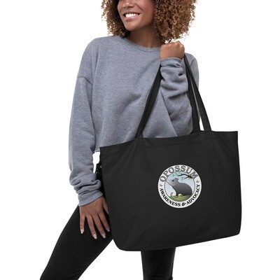 Large Organic Opossum Tote Bag (2 Colors)