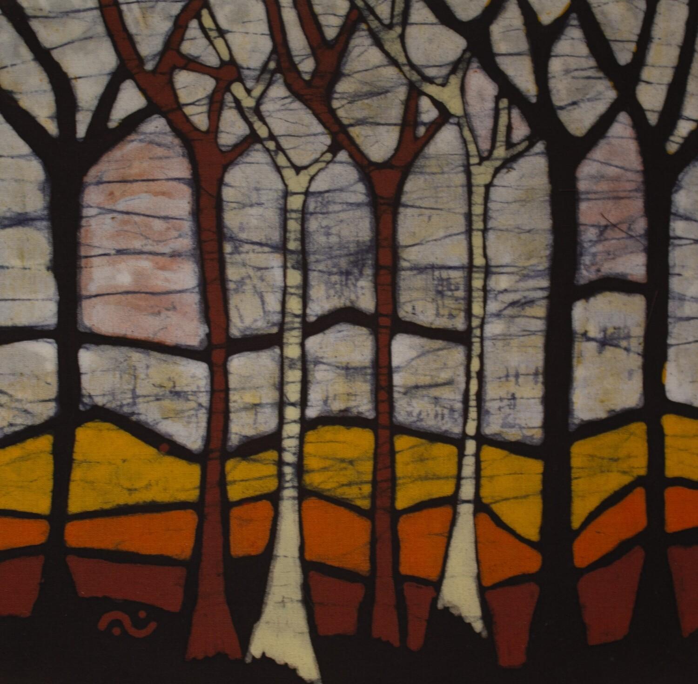 Batik artwork - small