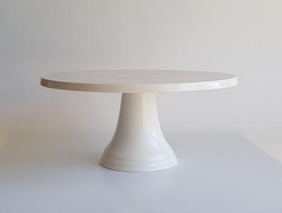 Medium White Stand