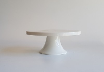 Mini White Stand