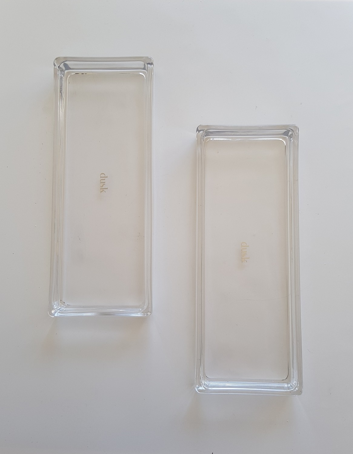 Small Clear Rectangle