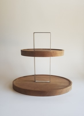 Tiered Wood Stands