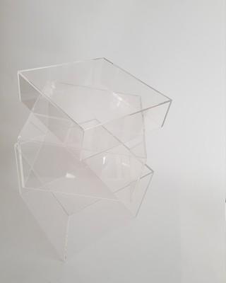 3 Piece Acrylic Risers