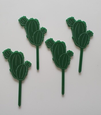 Mini Cactus - Set of 2