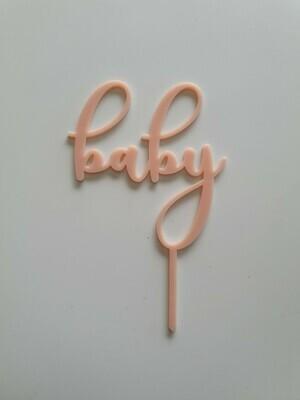 Baby - Light Pink