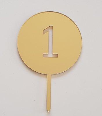 Round 1 - Gold Mirror