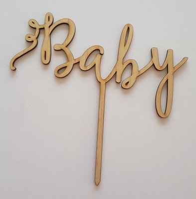 Baby - Light Timber