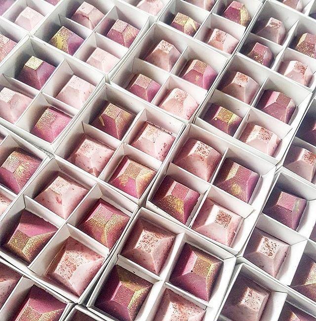 Quad Chocolate Boxes