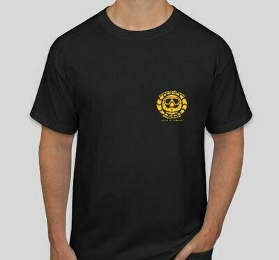Innerspace Megalodon T-Shirt Gold Logo
