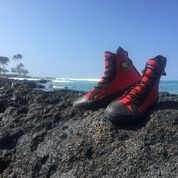 Poseidon One Shoe Red #0251-8336-8347