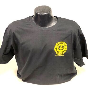 ISC Meg Logo T-Shirt w/15 head included