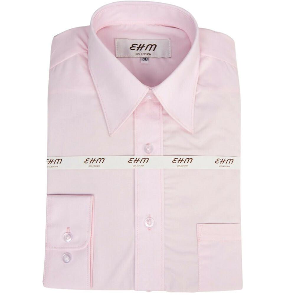 Camisa EHM  Rosa