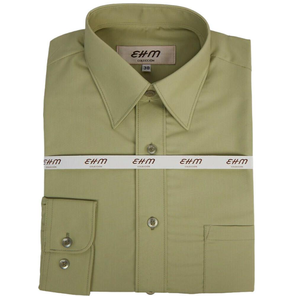 Camisa EHM Cemento