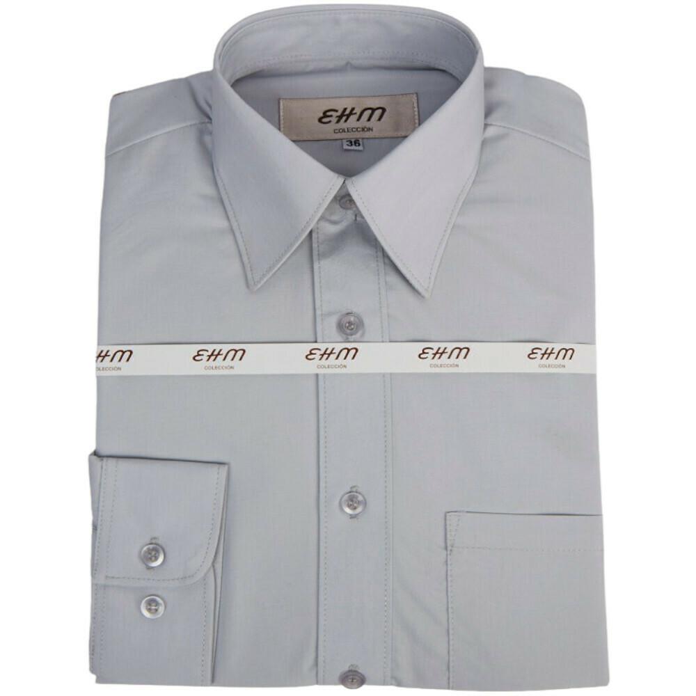 Camisa EHM  Gris