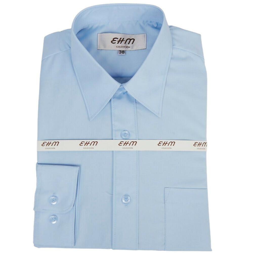 Camisa EHM Cielo