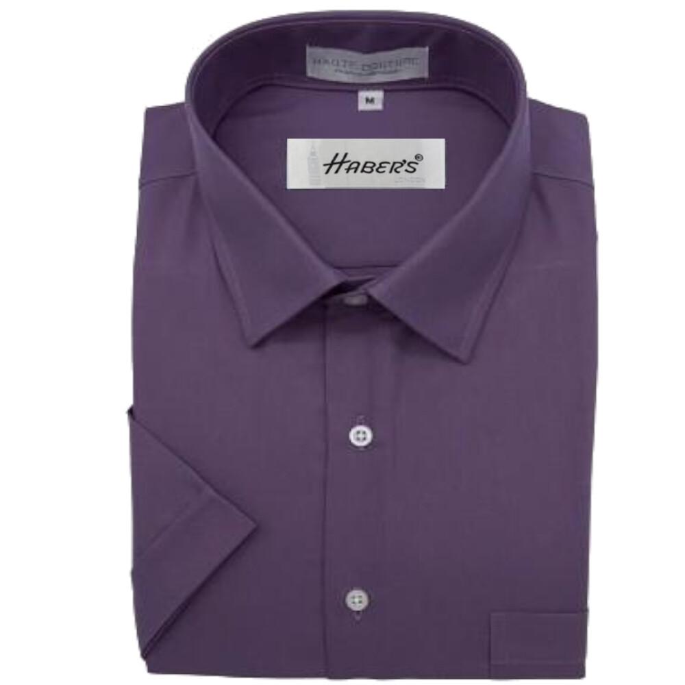Camisa Haber's Sangria Manga Corta