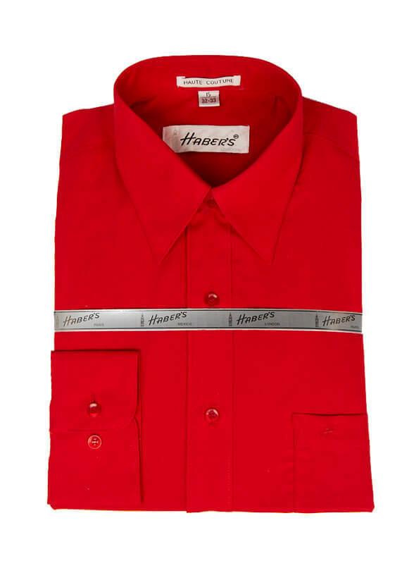 Camisa Haber's Roja