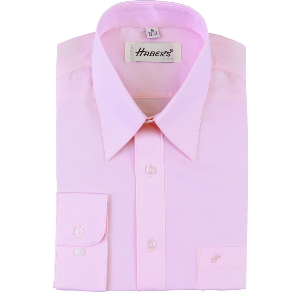 Camisa Haber's Rosa #2