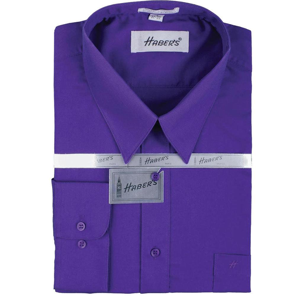 Camisa Haber's Morada