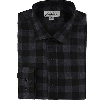 Camisa Slim fit Cuadros 100% algodón