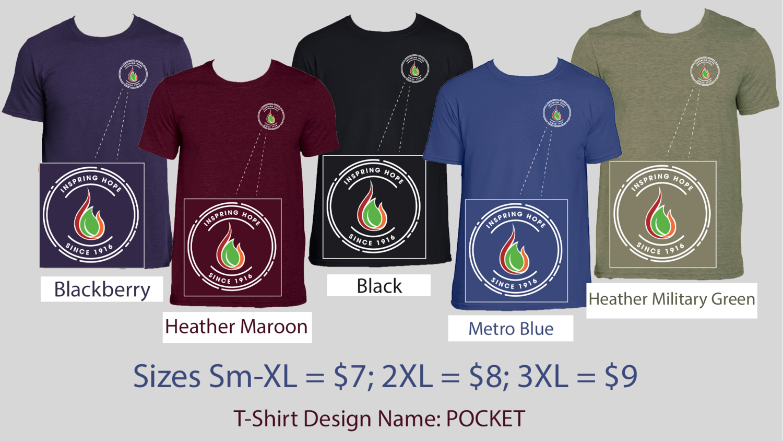Short Sleeve - POCKET Logo Shirt