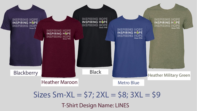 Short Sleeve - LINES Logo Shirt