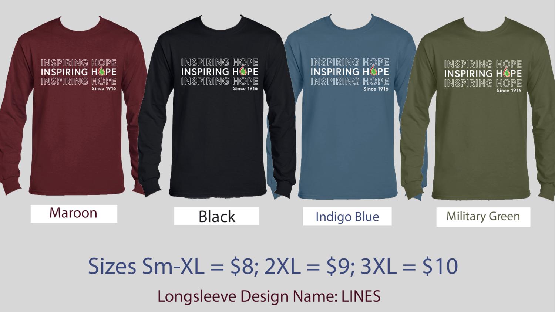 Long Sleeve - LINES Logo Shirt