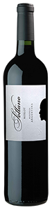 Sottano Merlot 2018 from Argentina (case of 12 x 750 ml)
