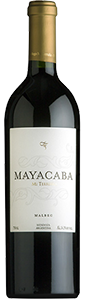 "Mi Terruño ""Mayacaba"" Malbec 2010 from Argentina (case of 6 x 750 ml)"