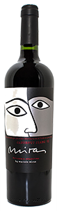 "Miras ""Crianza"" Cabernet Franc 2014 from Argentina (case of 6 x 750 ml)"