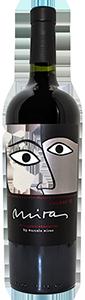 "Miras ""Crianza"" Malbec 2014 from Argentina (case of 6 x 750 ml)"