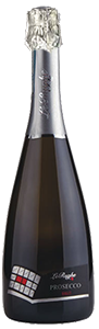 Le Rughe Prosecco DOC Brut from Italy (case of 12 x 750 ml)
