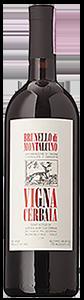 Vigna Cerbaia Brunello di Montalcino DOCG 2003 from Italy (case of 6 x 750 ml)